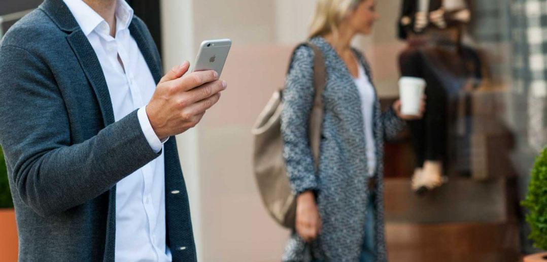 Der vernetzte Käufer shoppt online 3