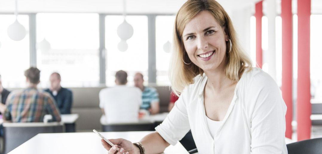 Mensch steht auch in digitalisierter Arbeitswelt weiterhin im Mittelpunkt 5