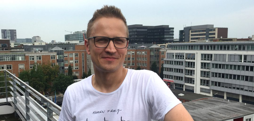 Interview mit Dr. Sebastian Feige, User Experience Researcher 3