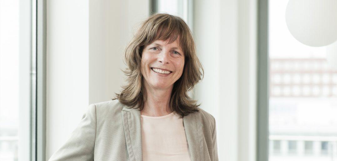 Interview mit Birgit Habedank, Personalsachbearbeiterin 5
