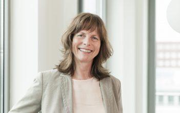 Interview mit Birgit Habedank, Personalsachbearbeiterin 8
