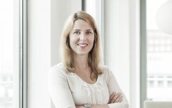 Interview mit Dana Gielnik, Leiterin Personal 6