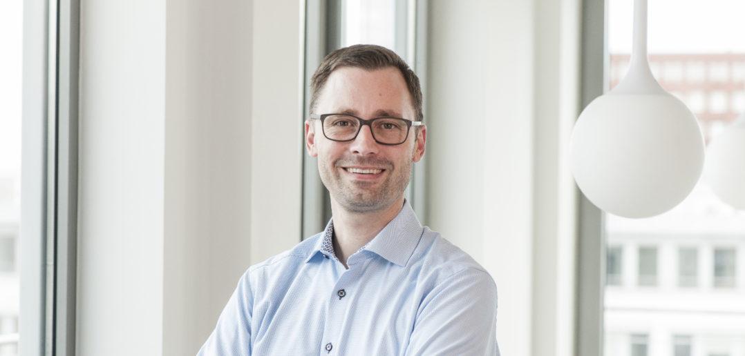 Interview mit Eric Sommer, Leiter Bereich Dienstleistungen 2