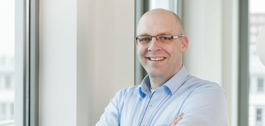 Interview mit Sebastian Gossmann, Senior Sales Assistant 3