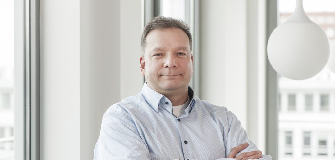 Interview mit Sven Klotz, Leiter Architektur, Sicherheit, Schnittstellen- und Qualitätsmanagement 4
