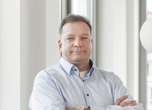 Sven Klotz, Leiter Architektur, Sicherheit, Schnittstellen- und Qualitätsmanagement