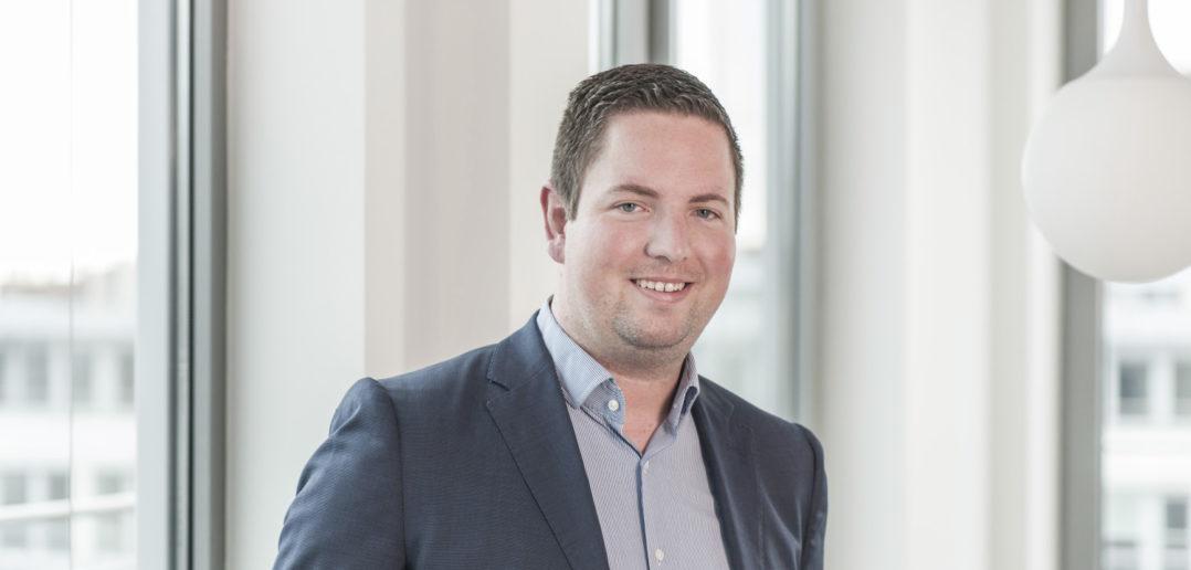 Interview mit Leon Merx, Leiter Bereich Firmenkunden 1