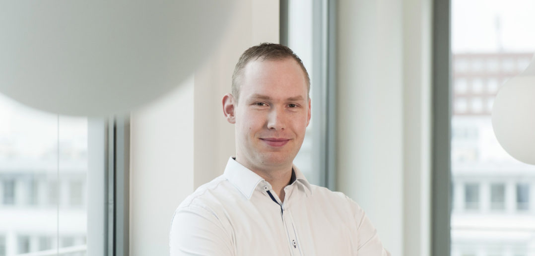 Interview mit Tobias Poschmann, Account Manager 3