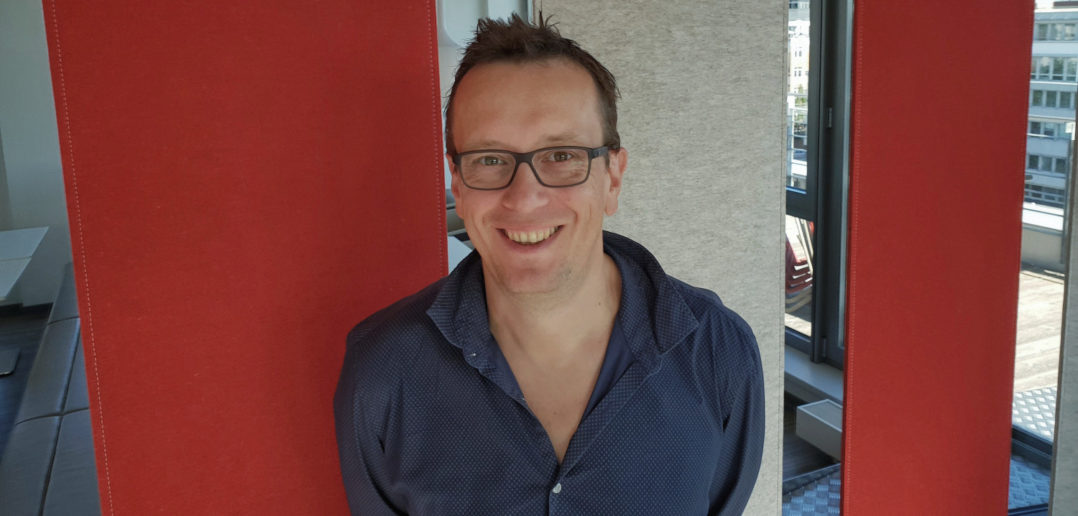 Interview mit Thorsten Griebenow, Software Engineer 5