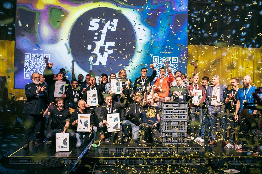 Symbioticon feiert Event-Hattrick auf FI-Forum in Frankfurt 6