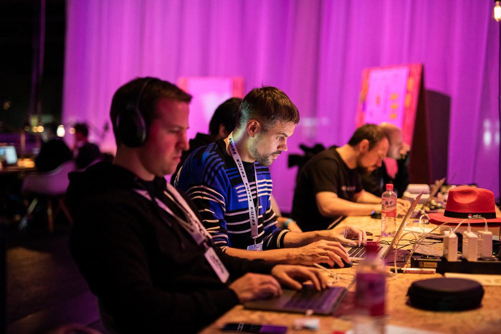 Symbioticon feiert Event-Hattrick auf FI-Forum in Frankfurt 7