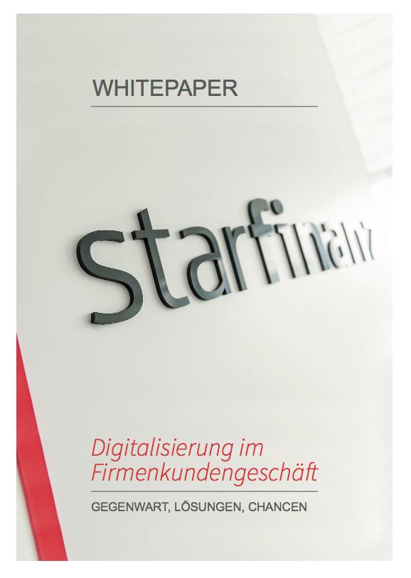 Whitepaper: Digitalisierung im Firmenkundengeschäft 3