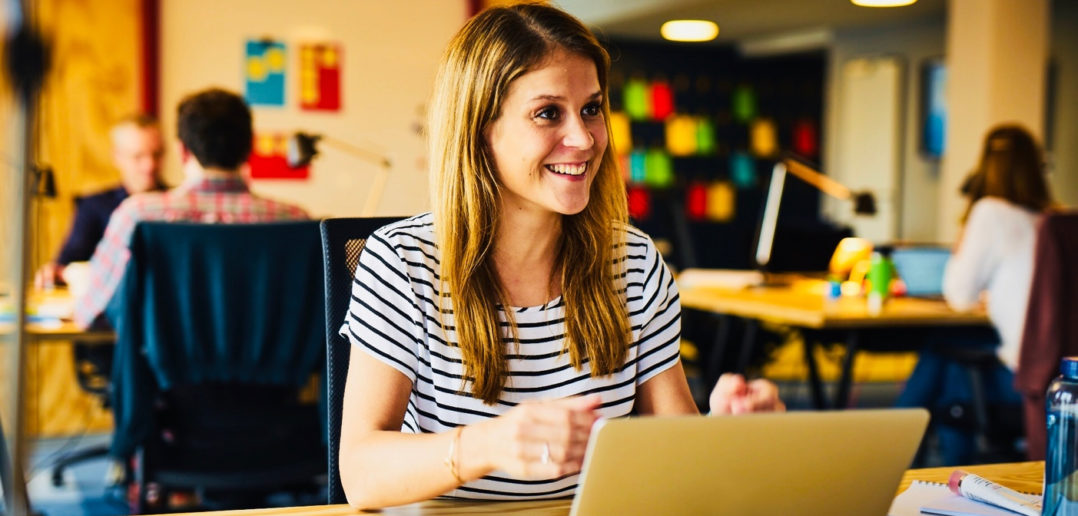 Interview mit Kim Klemke, Business Development Managerin 3