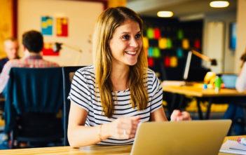 Interview mit Kim Klemke, Business Development Managerin 13