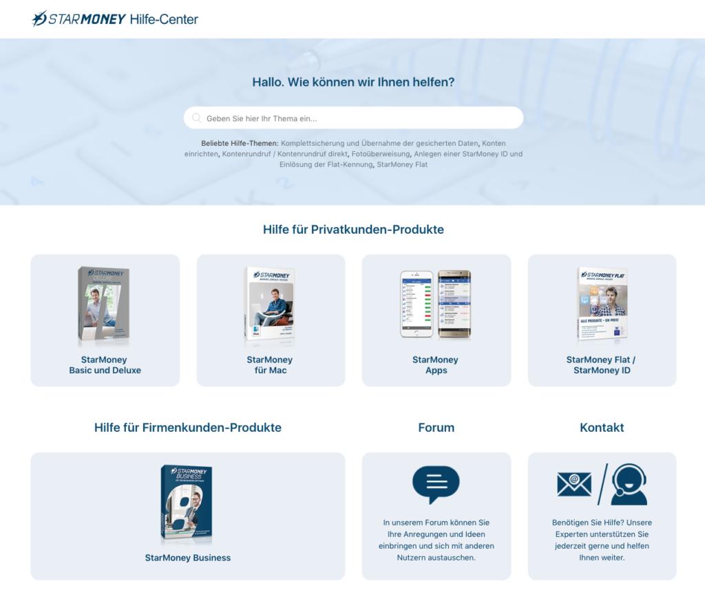 Relaunch von starmoney.de mit Produktfinder und neuem Hilfe-Center 4