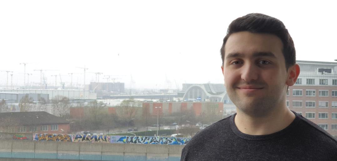 Interview mit Eren Ahmet Koyuncu, Auzubildender 4