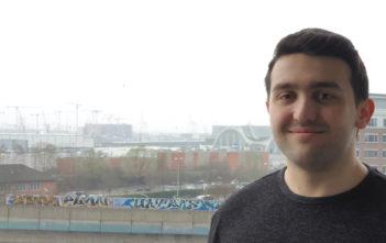 Interview mit Eren Ahmet Koyuncu, Auzubildender 12