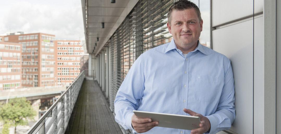 Interview mit Marco Schöning, Leiter Unternehmenskommunikation und Vertrieb 5