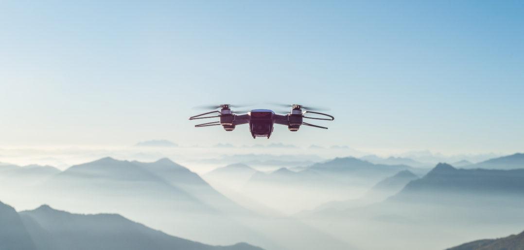 Lieferung per Drohne: China baut erstmals innerstädtische Strecke auf 5