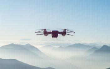 Lieferung per Drohne: China baut erstmals innerstädtische Strecke auf 24