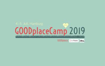 Star Finanz beim GOODplaceCamp 2019 9