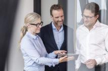 Partner in Digitalisierung: Finanzinstitute und Firmenkunden 8