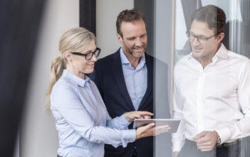 Partner in Digitalisierung: Finanzinstitute und Firmenkunden 10