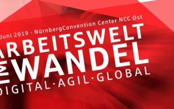 UnternehmerKonferenz 2019: Arbeitswelt im Wandel. Digital. Agil. Global. 10