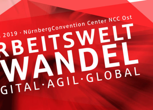 UnternehmerKonferenz 2019: Arbeitswelt im Wandel. Digital. Agil. Global.