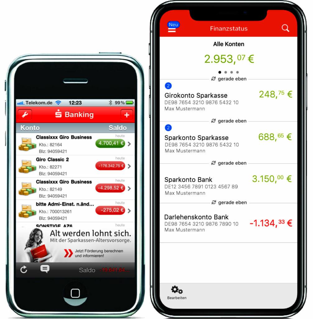 Happy Birthday: Zehn Jahre Sparkassen-App 5