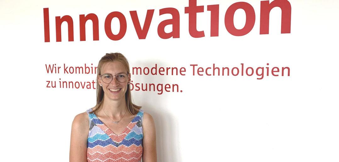 Inverview mit Inga Schedler, Referentin der Geschäftsführung 3
