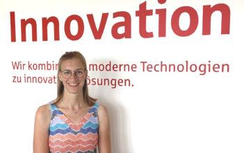 Inverview mit Inga Schedler, Referentin der Geschäftsführung 8