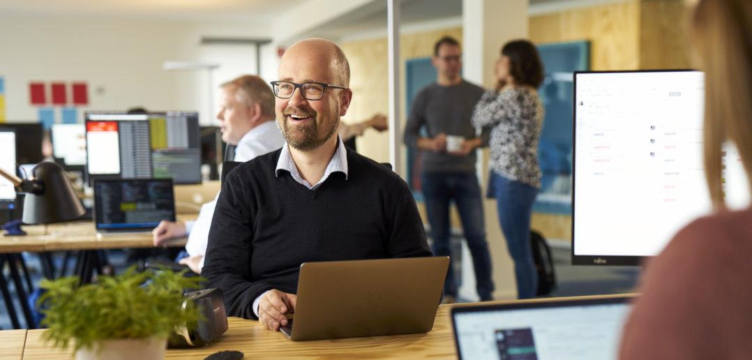 Interview mit Jens Rieken, Leiter Sparkassen Innovation Hub 4