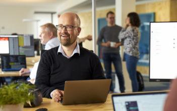 Interview mit Jens Rieken, Leiter Sparkassen Innovation Hub 8
