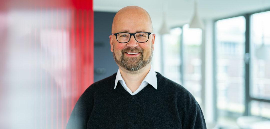 Interview mit Jens Rieken, Leiter Sparkassen Innovation Hub 1