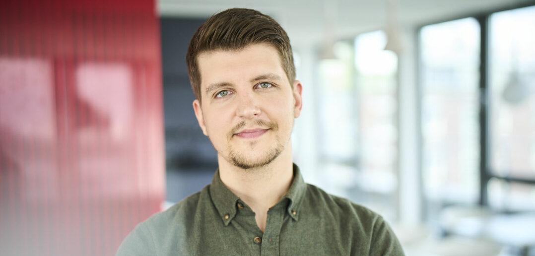 Interview mit Markus Meier, Personalreferent Recruiting und Nachwuchskräfte 1