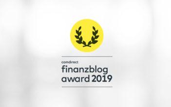 Star Finanz für Finanzblog Award 2019 nominiert 8