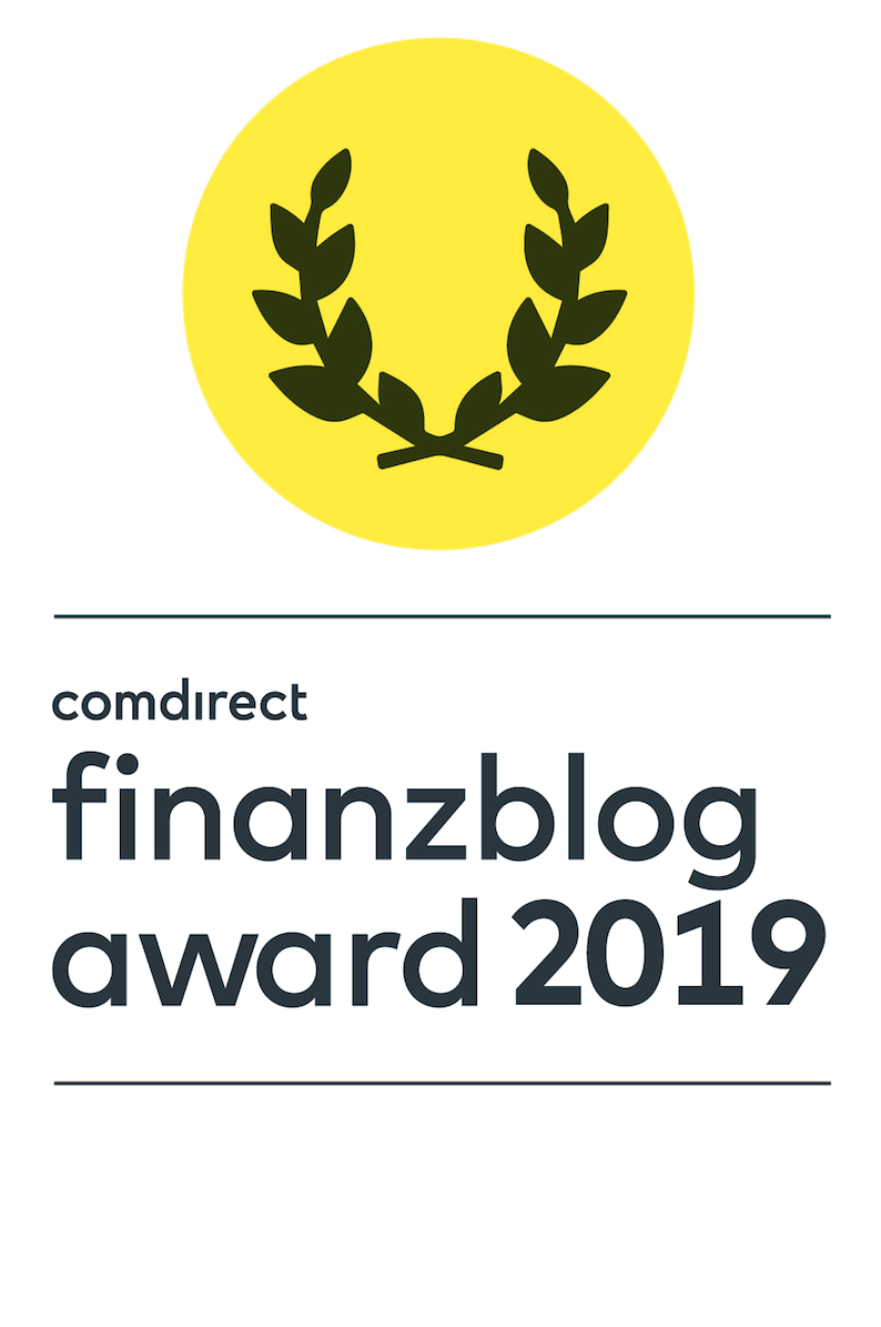 Finanz Blog Award 2019