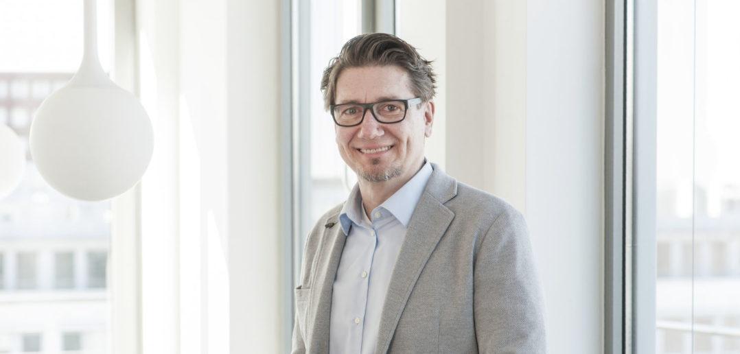 Interview mit Jan Graffenberger, Leiter Backend und Betrieb 1