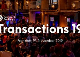 Transactions 19: ein Payment & Banking Event