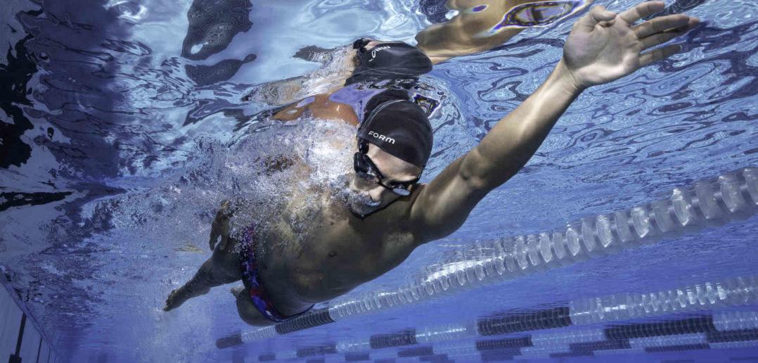 Smarte Schwimmbrille: Jederzeit alle Daten im Blick 1