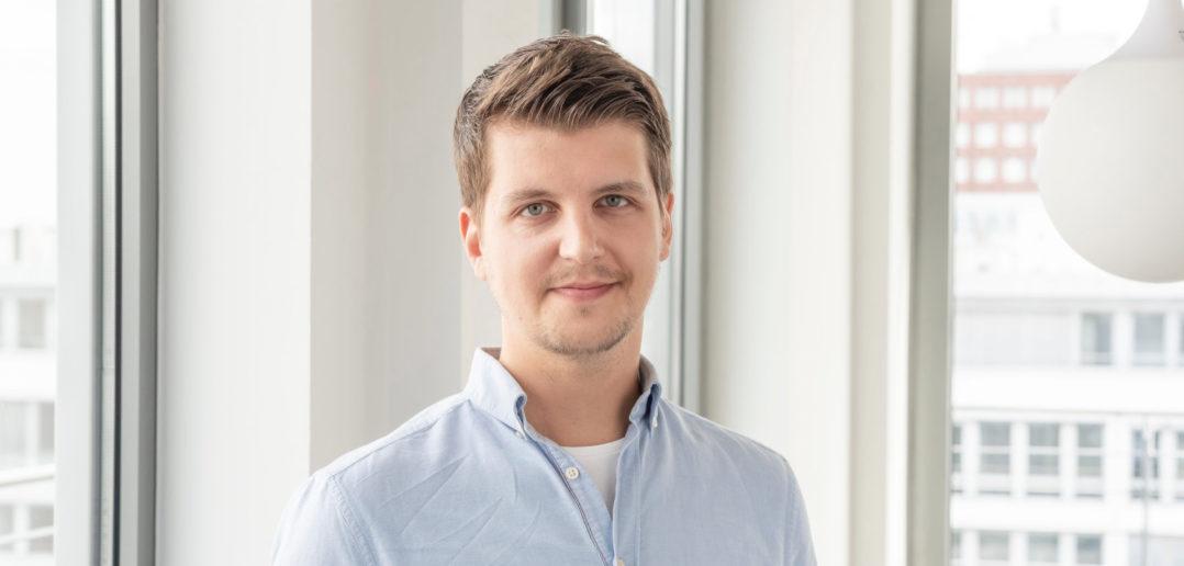 Interview mit Markus Meier, Personalreferent Recruiting und Nachwuchskräfte 3