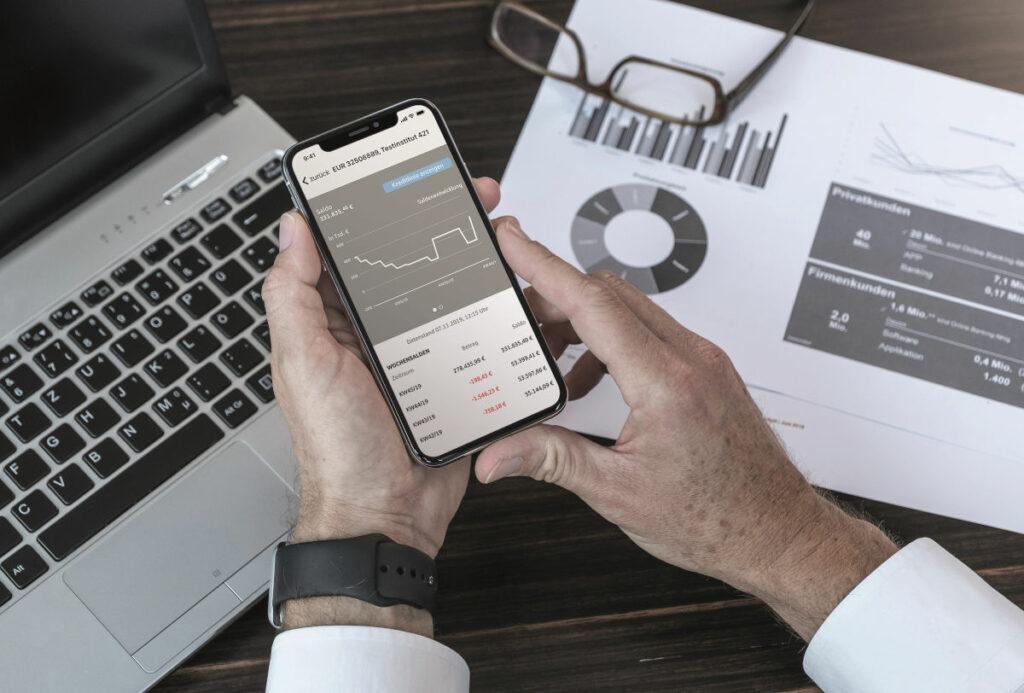 Durch Kopplung ans Finanzcockpit: StarMoney Business jetzt auch mobil 5