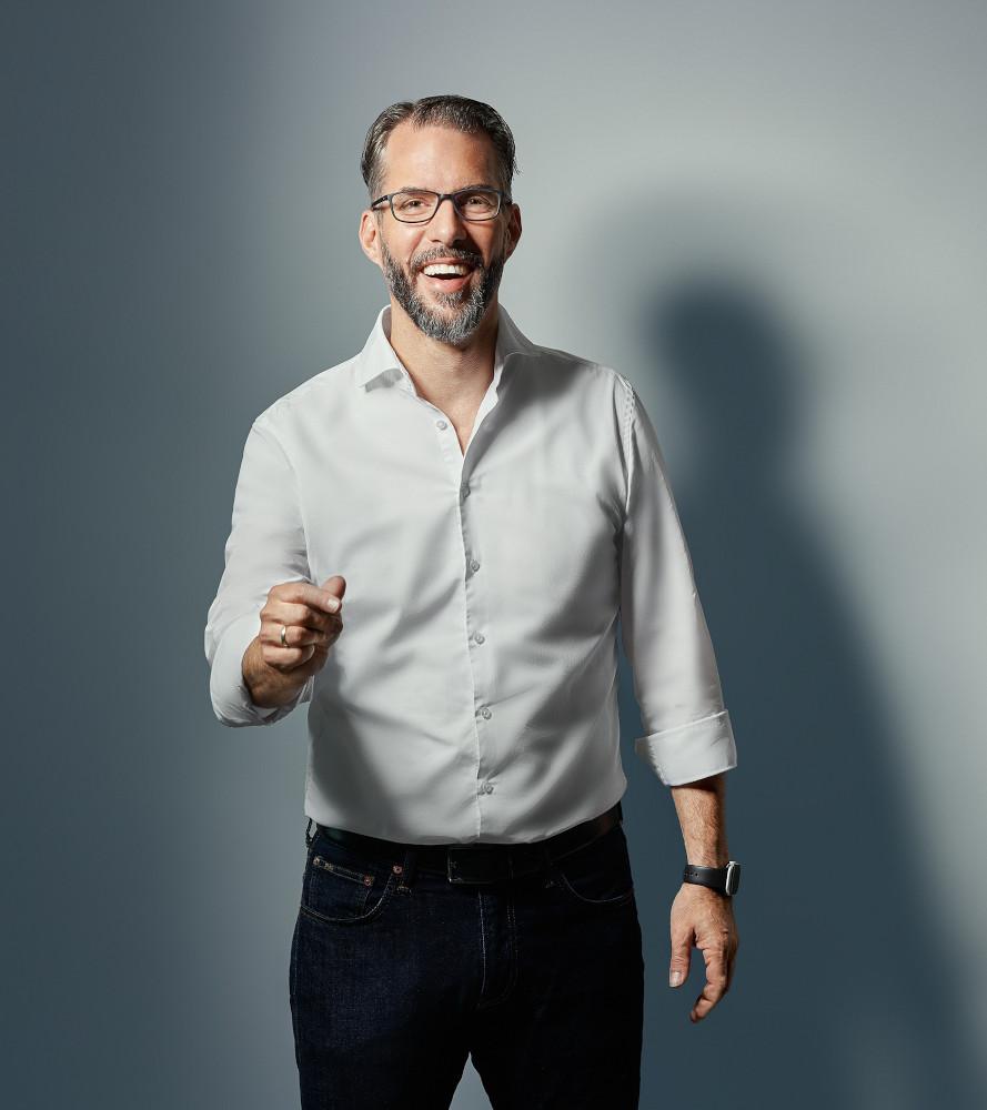 Thomas Kempf, Geschäftsführer der id-fabrik