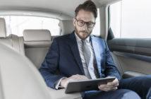 An der Kasse und auf vier Rädern: Mobile Payment nimmt Fahrt auf 6