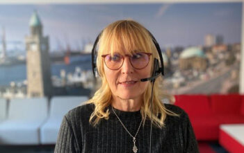 Interview mit Christiane Neufeld, Endkundenbetreuung 1