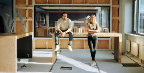 120 Tage Doppelspitze – Die neue S-Hub Leitung im Interview
