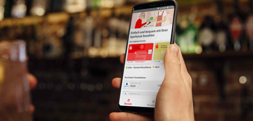 """Umfangreiches Update für die App """"Mobiles Bezahlen"""" 3"""