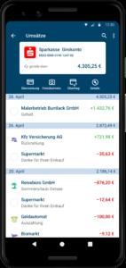 StarMoney App: Mobiles Multi-Banking im neuen Design 3