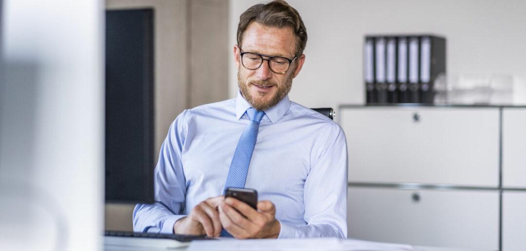 Mit der Banking-App zum perfekten Berater-Match 3